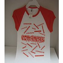 Cap Tee Comanche Orange
