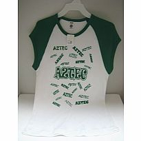 Cap Tee Aztec Green/White