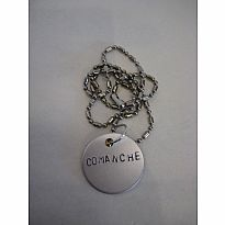 Charm Necklace Comanche
