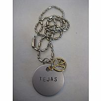 Charm Necklace Tejas