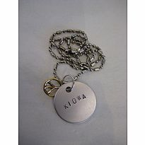 Charm Necklace Kiowa