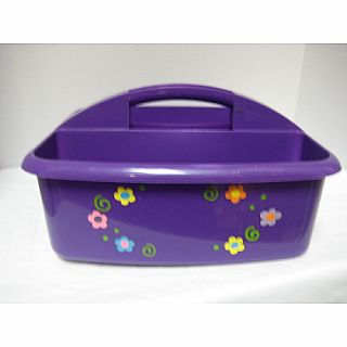 Shower Caddy - Purple