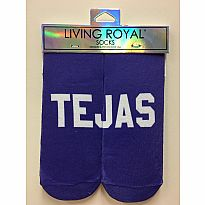 Living Royal Socks Tejas