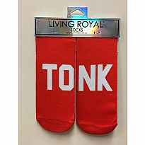 Living Royal Socks Tonk