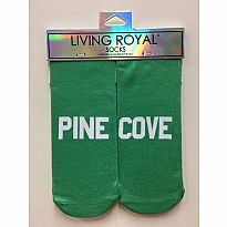 Living Royal Socks Pine Cove