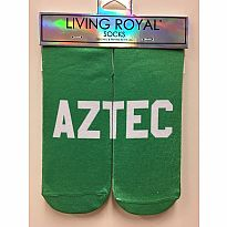 Living Royal Socks Aztec