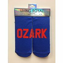 Living Royal Socks Ozark