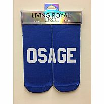 Living Royal Socks Osage