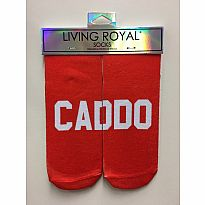 Living Royal Socks Caddo