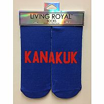 Living Royal Socks Kanakuk