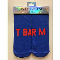 Living Royal Socks T Bar M