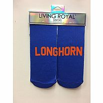 Living Royal Socks Longhorn Blue