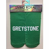 Living Royal Socks Greystone