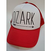 Trucker Hat Ozark Red