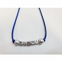 AZ Necklace Kiowa