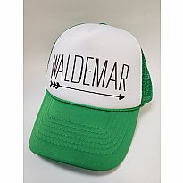 Trucker Hat Waldemar Green