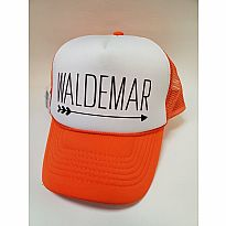 Trucker Hat Waldemar Orange