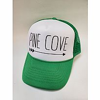 Trucker Hat Pine Cove