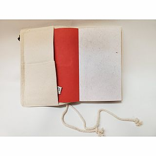 Canvas Journal Caddo