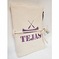 Canvas Journal Tejas