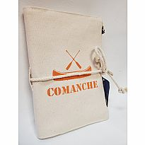Canvas Journal Comanche