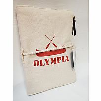 Canvas Journal Olympia Red