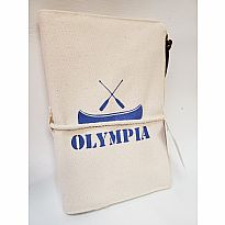 Canvas Journal Olympia Blue