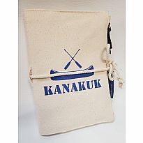 Canvas Journal Kanakuk Blue