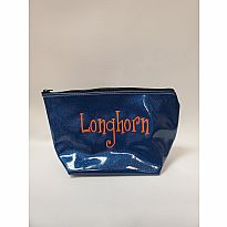 Bag XL Glitter Longhorn Blue