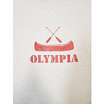 Sweatshirt Blanket Olympia Red