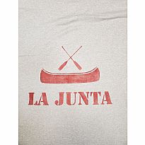 Sweatshirt Blanket La Junta Red