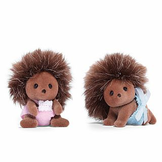 Calico Critters Hedgehog Twins