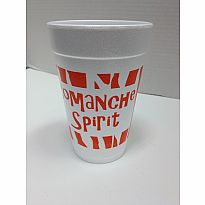 Comanche Drinking Cups