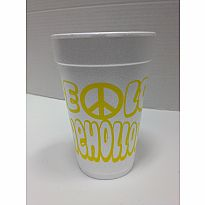 Lonehollow Drinking Cups - Yellow