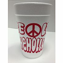 Lonehollow Drinking Cups - Red
