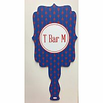 Camp Fan T Bar M