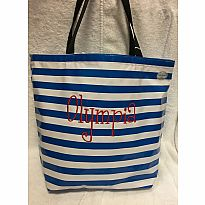 Tote Olympia Blue