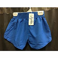 Azarhia Short Solid Blue YS