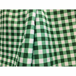 Azarhia Short Gingham Green AL