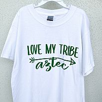 Camp Tee I Love My Tribe