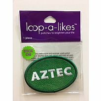 Camp Patch Aztec