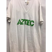 Applique Tee Aztec