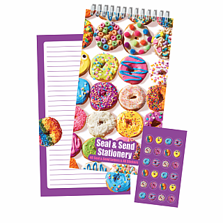 Seal Send Stationery - Donuts Assorted