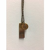 Necklace Camp Charm GFC