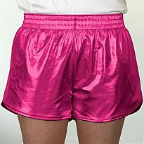 Azarhia Short Metallic Pink YL