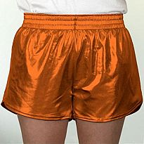 Azarhia Short Metallic Orange AL