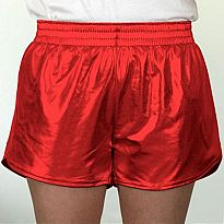 Azarhia Short Metallic Red YM