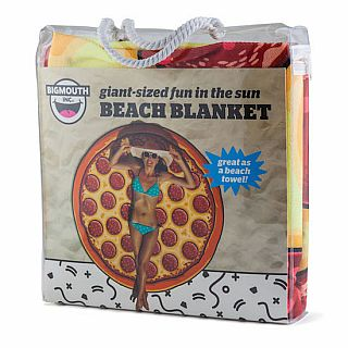 Beach Blanket Pizza