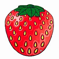 Beach Blanket Strawberry