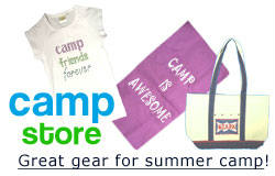 Camp Gear from Toys To Love